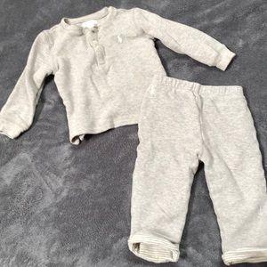 Ralph Lauren pajamas 12mos